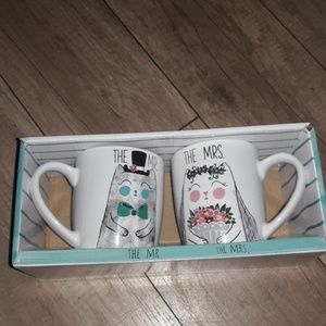 Other - Mr and Mrs  mugs